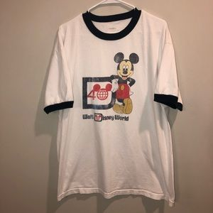 Disney Mickey Mouse 40 years t shirt